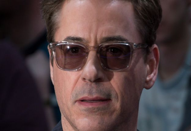 Robert Downey Jr. wird