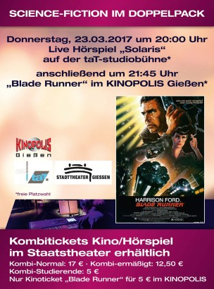Science-Fiction im Doppelpack