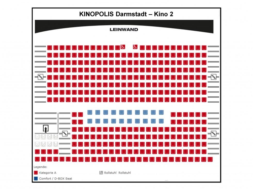 Kinopolis Darmstadt Filme