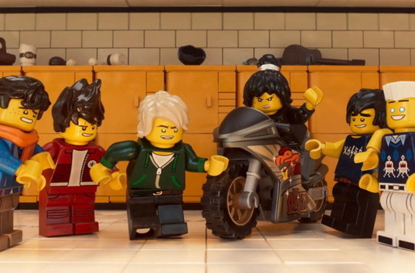 Lego Ninjago Fsk