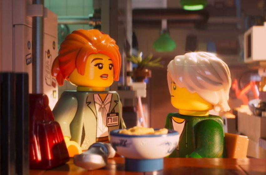 Lego Ninjago Movie Fsk