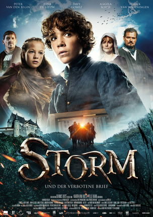 Storm + der verbotene Brief