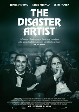 the disaster artist kinoprogramm im math ser filmpalast. Black Bedroom Furniture Sets. Home Design Ideas