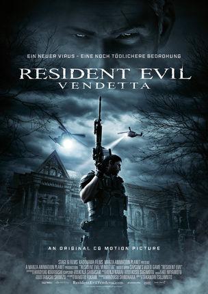 resident evil vendetta kinoprogramm im citydome rosenheim. Black Bedroom Furniture Sets. Home Design Ideas