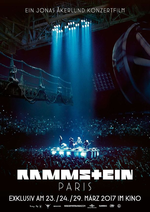 RAMMSTEIN: PARIS – Das Konzerthighlight