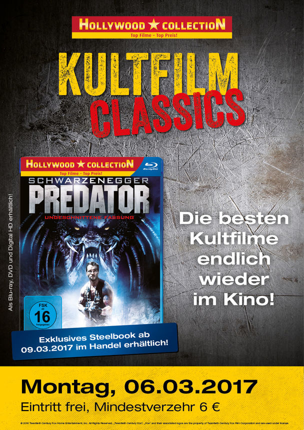 Hollywood Collection Kultfilm Classics