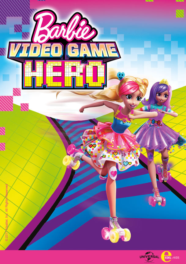"Barbie ""Video Game Hero"""