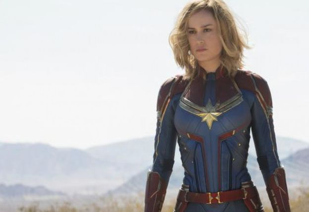 """Captain Marvel"": Erster Trailer zeigt die Superheldin in Action"