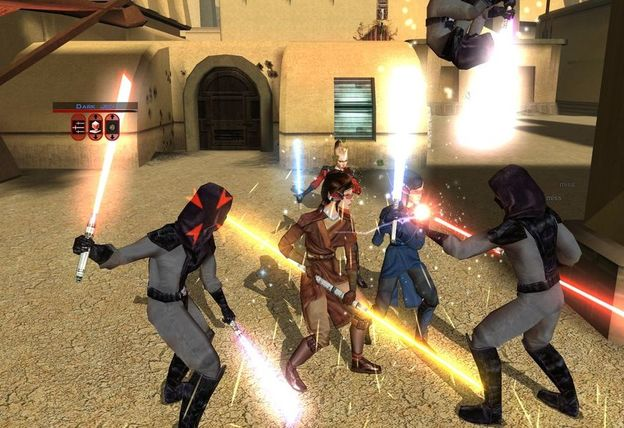 "Neue ""Star Wars""-Trilogie um die ""Knights of the Old Republic""?"