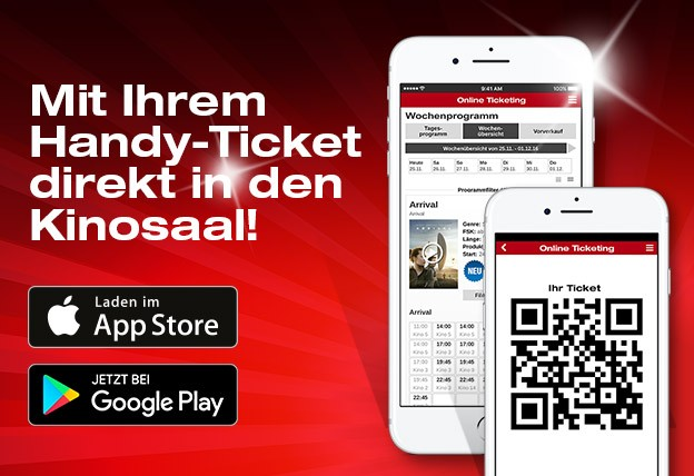 Unsere App!