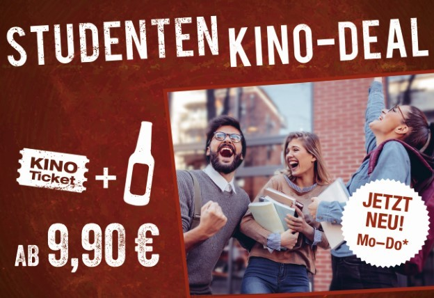 Studenten Kino-Deal
