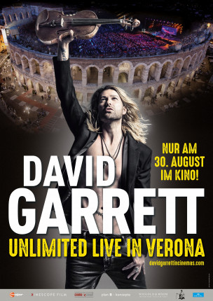 DAVID GARRETT: UNLIMITED LIVE IN VERONA