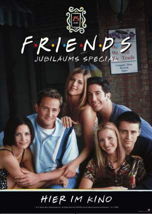 FRIENDS 25: JUBILÄUMS SPECIAL