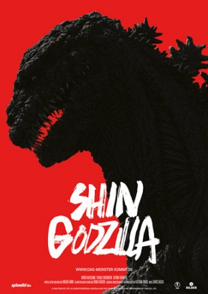 SHIN GODZILLA – The King of the Monsters is back!