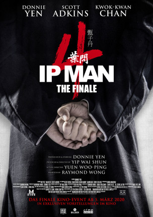 IP Man - The Finale!