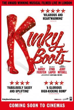 KINKY BOOTS - Das Feel-Good Musical