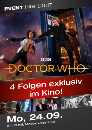 Doctor Who Kinospecial