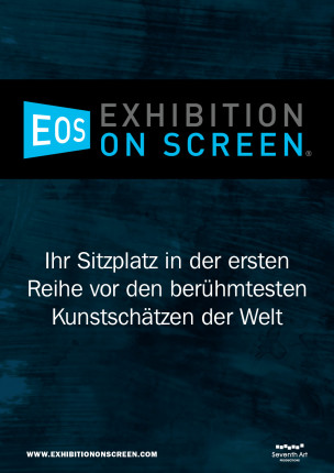 EXHIBITION ON SCREEN – Kunst im Kino!