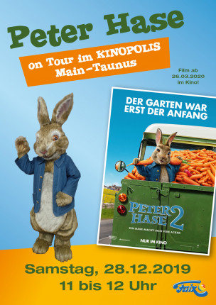 Peter Hase on Tour!
