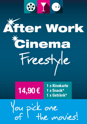 After Work Cinema Freestyle