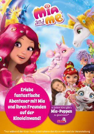 "Das große ""Mia and me""-Special!"