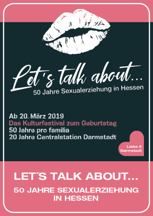 Festival Liebe@Darmstadt: Let's talk about...
