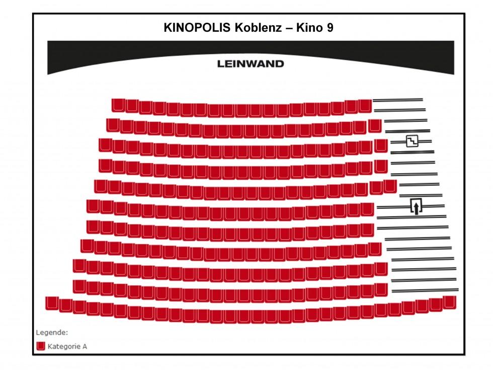 Programm Kinopolis Koblenz