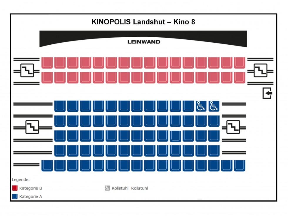 Kinopolis Landshut Programm