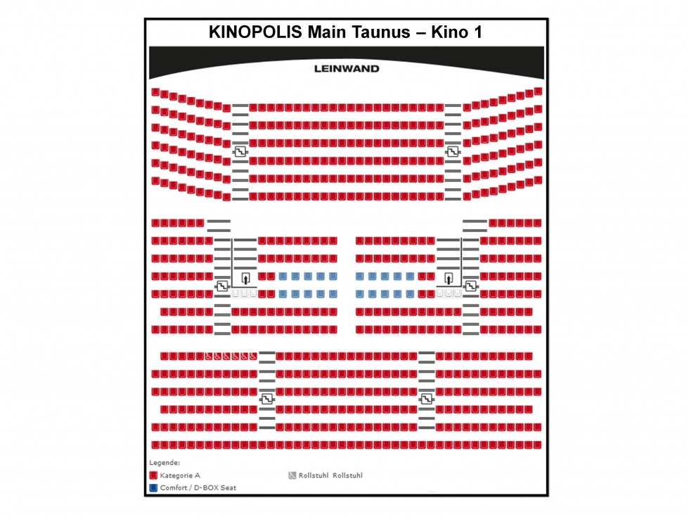 Kinopolis Main Taunus Zentrum