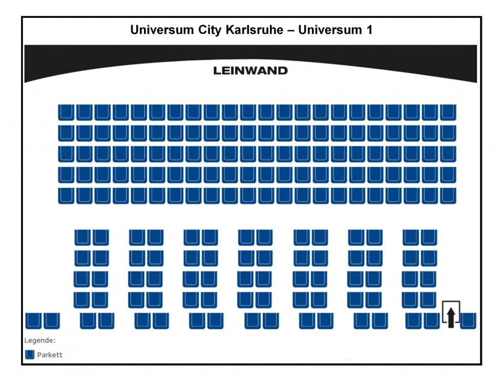 Universum Karlsruhe Programm