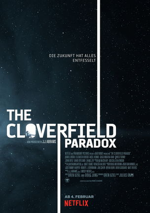 2017 Cloverfield Movie (God Particle)