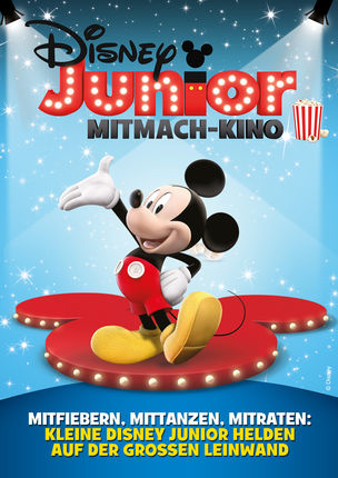 5. Disney Junior Mitmach-Kino