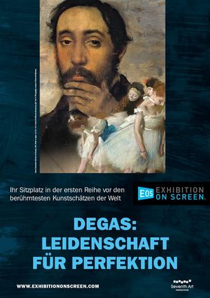 Degas - Leidenschaft für Perfektion (Exhibition on Screen)