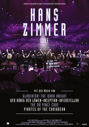 Hans Zimmer (Live on Tour 2017)