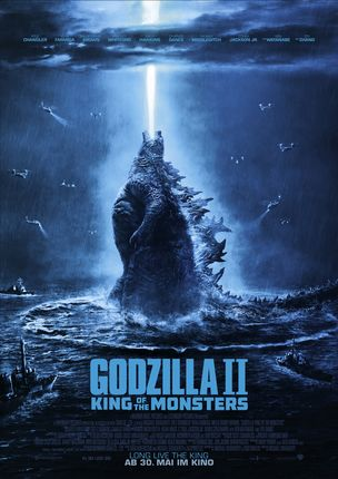 Godzilla II - King of Monsters