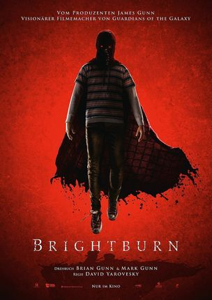 detailed look 80e0d 67c6a Brightburn - Son of Darkness