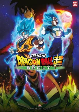 Dragon Ball Super: Broly (jap.)
