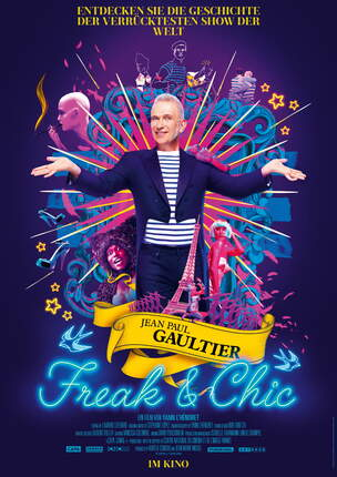 Jean Paul Gaultier: Freak  Chic