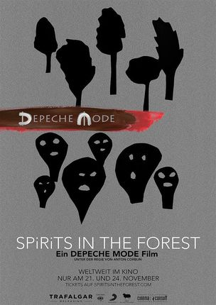 DEPECHE MODE - Spirits in the Forest (engl.)