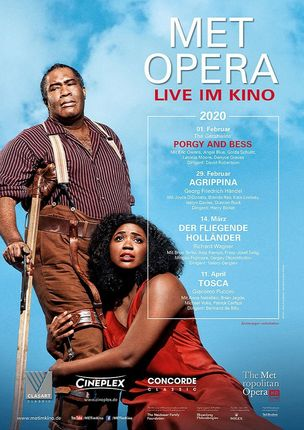 Gershwin: Porgy and Bess (MET live im Kino)