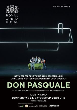Don Pasquale - ROH Live