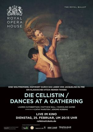 Die Cellistin / Dances at a Gathering - ROH Ballett Live