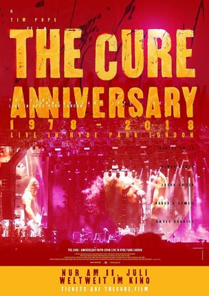 The Cure - Anniversary 1978-2018: Live in Hyde Park