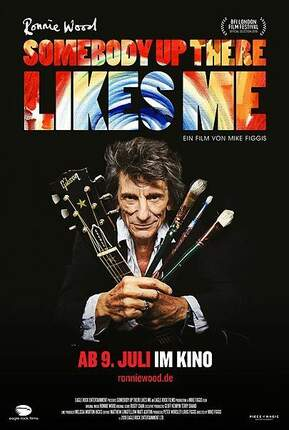 Ronnie Wood: Somebody Up There Likes Me (engl.)