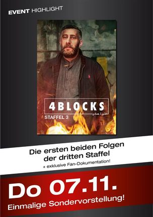 4 BLOCKS (Staffel 3 - Folge 1 & 2)