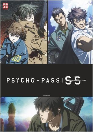 Psycho-Pass: Sinners of the System - Case 1 - 3