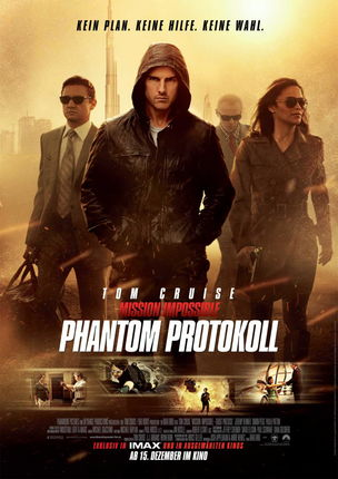 OV: Mission: Impossible - Ghost Protocol