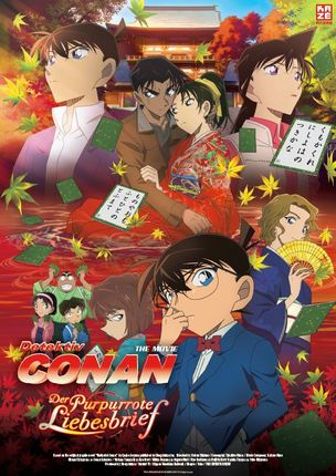 Detektiv Conan: The Crimson Love Letter (jap.)