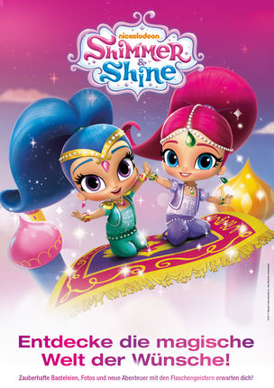 Shimmer and Shine Kinospecial