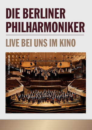 Die Berliner Philharmoniker LIVE - Kirill Petrenko dirigiert Yuja Wang am Klavie
